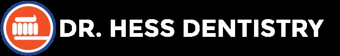 Hess DDS logo white