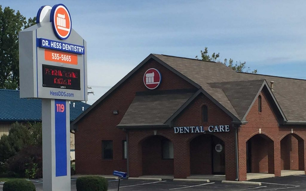 Dr. Hess DDS office