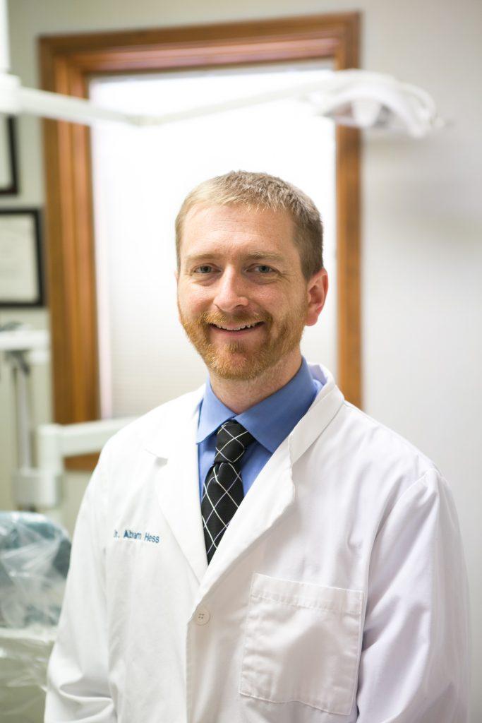 Dr. Abram Hess